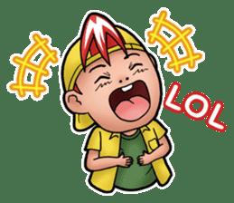Jordi, Anak Sok Gaul sticker #14406698