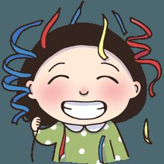 Bob Girl 2 - Holidays & Greetings