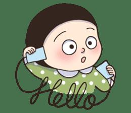 Bob Girl 2 - Holidays & Greetings sticker #14414286