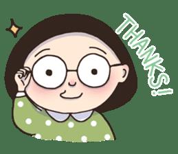 Bob Girl 2 - Holidays & Greetings sticker #14414287