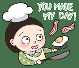 Bob Girl 2 - Holidays & Greetings sticker #14414290