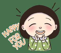 Bob Girl 2 - Holidays & Greetings sticker #14414291
