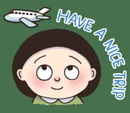 Bob Girl 2 - Holidays & Greetings sticker #14414296