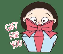 Bob Girl 2 - Holidays & Greetings sticker #14414299