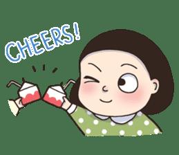 Bob Girl 2 - Holidays & Greetings sticker #14414301