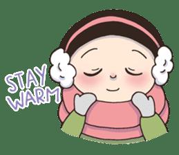 Bob Girl 2 - Holidays & Greetings sticker #14414308