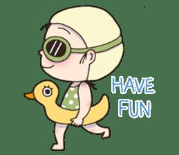 Bob Girl 2 - Holidays & Greetings sticker #14414309