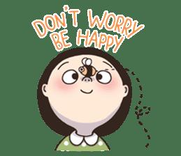Bob Girl 2 - Holidays & Greetings sticker #14414311