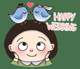 Bob Girl 2 - Holidays & Greetings sticker #14414315