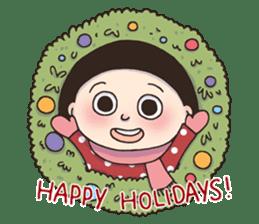 Bob Girl 2 - Holidays & Greetings sticker #14414322