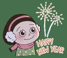 Bob Girl 2 - Holidays & Greetings sticker #14414324
