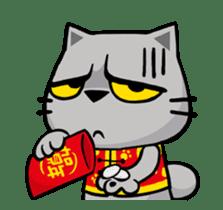 Meow Zhua Zhua - No.13 - sticker #14415433