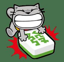 Meow Zhua Zhua - No.13 - sticker #14415436