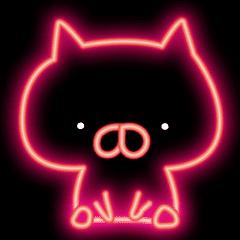 fluorescence Sticker12