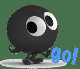 Roji Monsters sticker #14437140