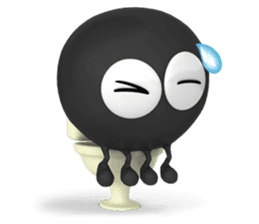 Roji Monsters sticker #14437142