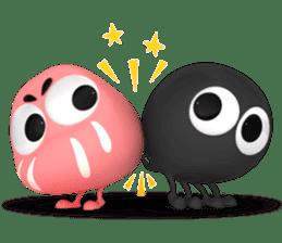 Roji Monsters sticker #14437151