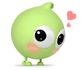 Roji Monsters sticker #14437165