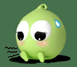 Roji Monsters sticker #14437168