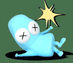 Roji Monsters sticker #14437170