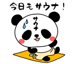 100% sauna Sticker sticker #14446359