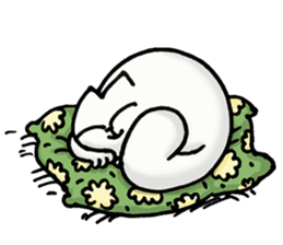Simon's Cat sticker #14455428
