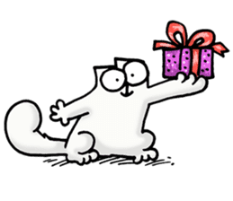Simon's Cat sticker #14455432