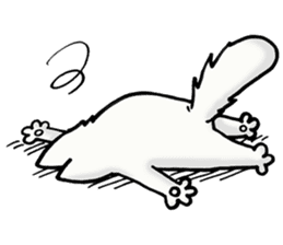 Simon's Cat sticker #14455457