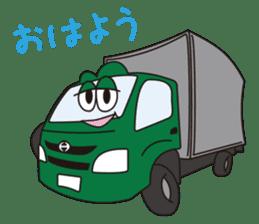 HINO DUTRO'S sticker #14456464