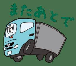 HINO DUTRO'S sticker #14456481