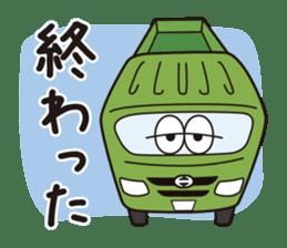 HINO DUTRO'S sticker #14456492