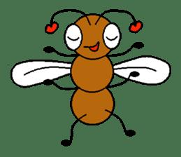 ARIFURAI IMPROVED EXPRESSION sticker #14462148