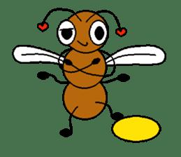 ARIFURAI IMPROVED EXPRESSION sticker #14462155