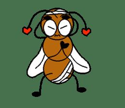 ARIFURAI IMPROVED EXPRESSION sticker #14462156