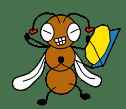 ARIFURAI IMPROVED EXPRESSION sticker #14462158