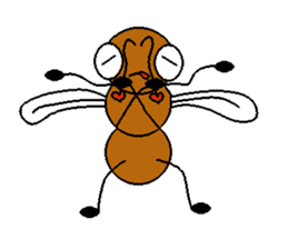 ARIFURAI IMPROVED EXPRESSION sticker #14462160