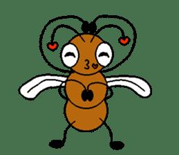 ARIFURAI IMPROVED EXPRESSION sticker #14462161