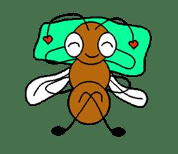 ARIFURAI IMPROVED EXPRESSION sticker #14462168