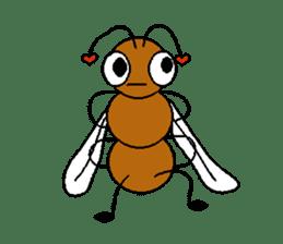 ARIFURAI IMPROVED EXPRESSION sticker #14462171