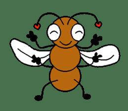 ARIFURAI IMPROVED EXPRESSION sticker #14462174