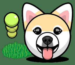 Puppy Love Stickers - Pom Emoji Meme sticker #14487202