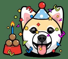 Puppy Love Stickers - Pom Emoji Meme sticker #14487218
