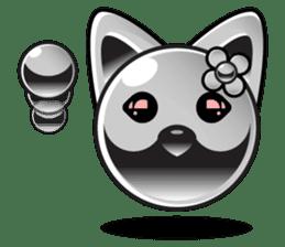 Puppy Love Stickers - Pom Emoji Meme sticker #14487229