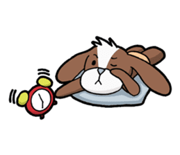 Poki Dog, OH My Friend! sticker #14495745