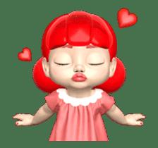 Sugar Baby Jjelly : 3D animated ver.01 sticker #14502792