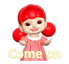 Sugar Baby Jjelly : 3D animated ver.01 sticker #14502794