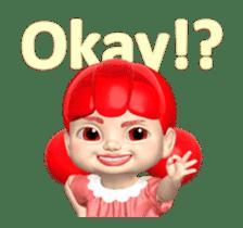 Sugar Baby Jjelly : 3D animated ver.01 sticker #14502795