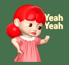 Sugar Baby Jjelly : 3D animated ver.01 sticker #14502798