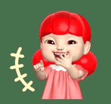 Sugar Baby Jjelly : 3D animated ver.01 sticker #14502801