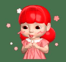 Sugar Baby Jjelly : 3D animated ver.01 sticker #14502809